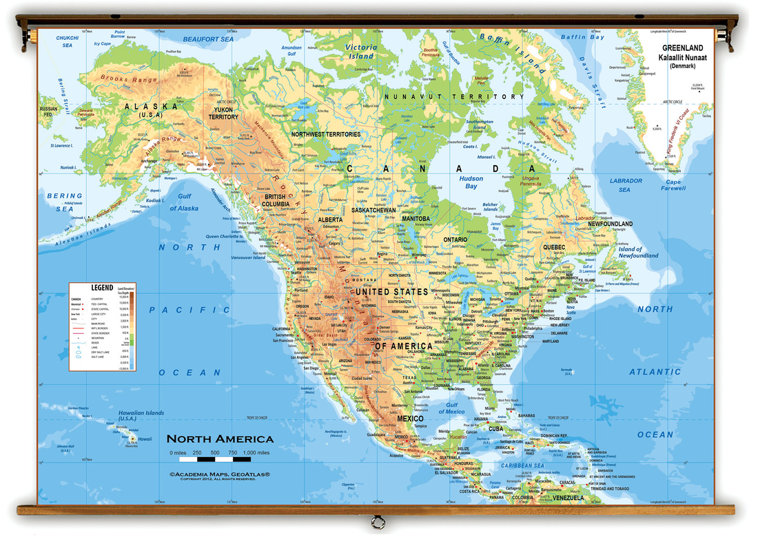Week 8 north america world geography honors homework study reference maps do online map game gumiabroncs Images